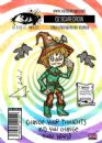Visible Image Clear Stamp Set - OZ Scarecrow